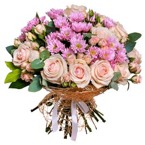 цветы ко дню матери С днем мамы