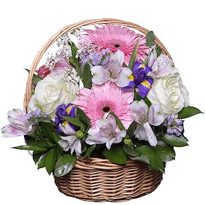Райский сад +30% цветов с доставкой в Воронеже