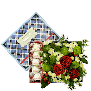 Сладкая жизнь +30% цветов с доставкой в Воронеже