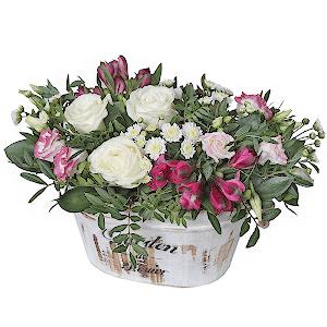 Мечта +30% цветов с доставкой в Воронеже