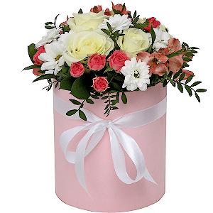 Модница +30% цветов с доставкой в Воронеже