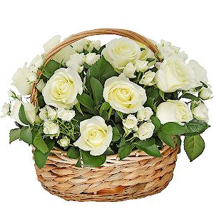 Мэрилин Монро +30% цветов с доставкой в Воронеже
