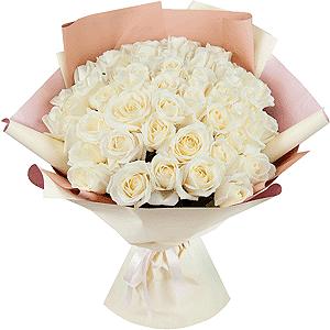 Истинные чувства +30% цветов с доставкой в Воронеже